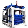 炉料厂耐火材料厂用3-15小型压砖机耐火材料液压制砖机