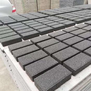 厂家供应全自动水泥制砖机彩色植草砖机海绵透水砖机