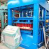 郑州天匠机械QTY8-15免烧砖机石粉水泥标砖机马路花砖机