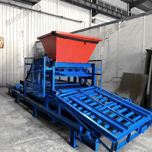 塑料模制砖生产线天匠多功能预制构件生产线混凝土预制件设备图片