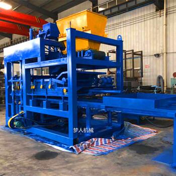 廠家直銷大型免燒砌塊磚機多功能12-15霹靂砌塊磚機全自動免燒建筑垃圾制磚機
