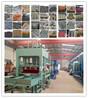 厂家推荐10-15液压全自动砌块砖机装备环保透水水泥砖制砖机机械免烧砖机