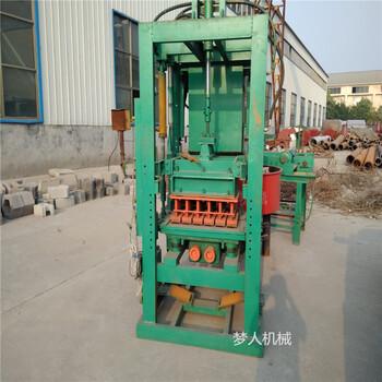 小型水泥磚機空芯免燒磚設備免托板空心磚機