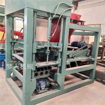 安徽省新型免烧砖机水泥砖生产线全自动空心砖机环保制砖机