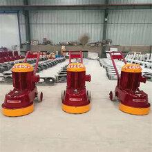 厂家直销手扶式水磨石机250型地面抛光机机电动地面水磨石机