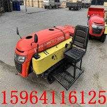 现货供应大马力柴油履带式旋耕机多功能履带式旋耕机