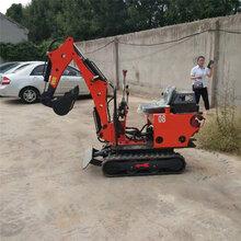 海南直销履带式挖掘机工程履带式小钩机农用小型挖掘机