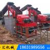 杭州移动破碎工作站小型破碎机一台需要多少钱