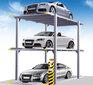寧波專業回收二手立體車庫俯仰式立體停車設備圖片