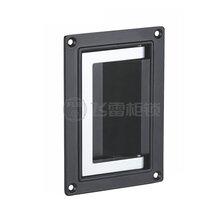 飞雷柜锁LS02电柜箱盒装拉手锌合金配电箱配电柜拉手机箱机柜拉手PL003-1LS125