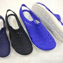 揭阳鞋厂吹气鞋水晶鞋eva鞋图片