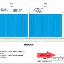 上海工地圍擋哪里有廠家?施工工藝精湛圖片