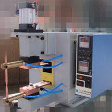 PW16Q小型桌上式气动精密交流点焊机图片
