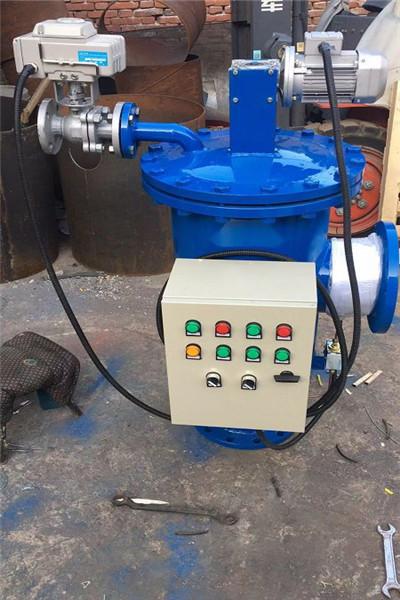 上高反沖洗過濾器生產廠家