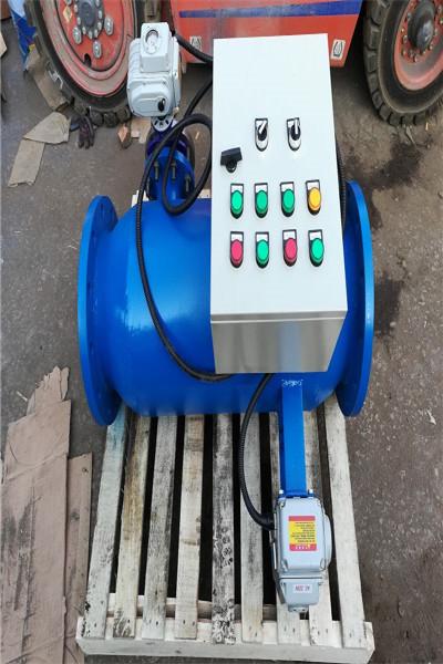 臺前全程水處理器的優勢