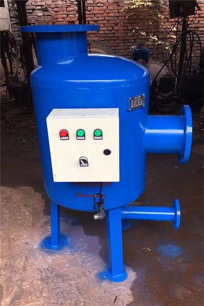 伊春全程物化水处理器的优势