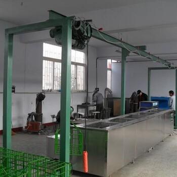 山東濟寧奧超生產JA超聲波活塞清洗機