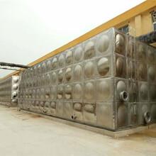 望都保温水箱专业水箱生产企业图片