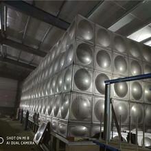 灵石不锈钢水箱价格-不锈钢水箱厂家图片