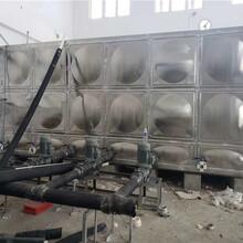 遷西不銹鋼保溫水箱快速報價不銹鋼水箱最新價格圖片