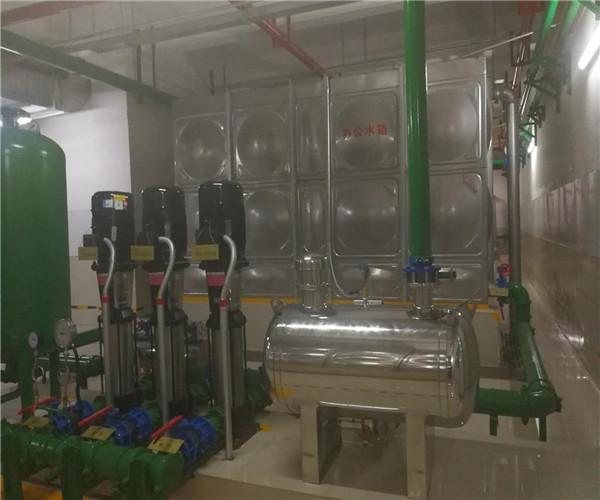 長治不銹鋼水箱恒豐供水 免費報價