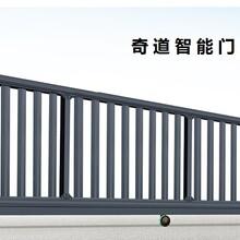 電動直線門,無軌懸浮門,懸浮平移門,電動懸浮門價格圖片