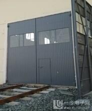 安徽钢木大门,钢木门定做,工业钢木门厂家,厂房钢木门图片