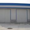 安徽夹芯板大门,彩钢板大门,平开式厂房大门