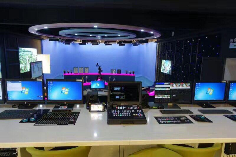 校园电视台主要建设设备的搭建制作