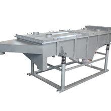 供应定制直线振动筛-石墨粉直线振动筛生产厂家-产品特点型号齐全图片