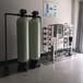 紹興環保設備生產廠家,達旺去離子水處理,4噸RO反滲透設備安裝