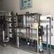 金华金属加工纯净水,RO反渗透设备纯水机达旺牌