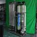 提供臺州芯片電鍍去離子水處理方案達旺10噸軟化水純水機