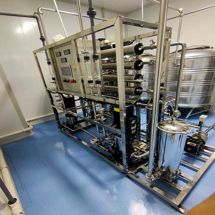 宁海RO反渗透设备1吨纯水机现货供应欢迎随时采购