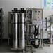 慈溪化纖廠去離子水處理2噸純水機安裝,達旺RO膜更換服務