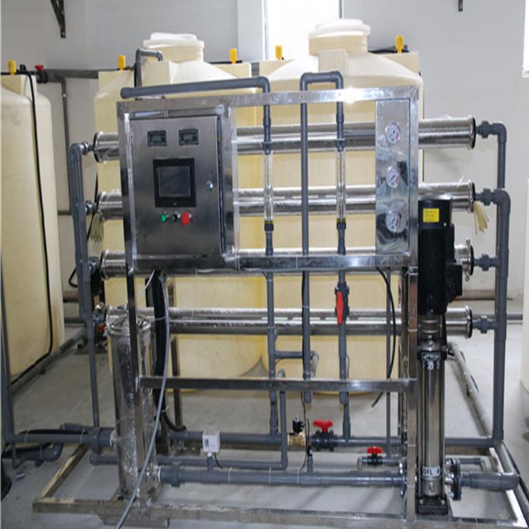 宁波反渗透设备工厂达旺小型纯水机械设备现货供应