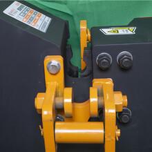 岑溪角铁切断机设备精良图片