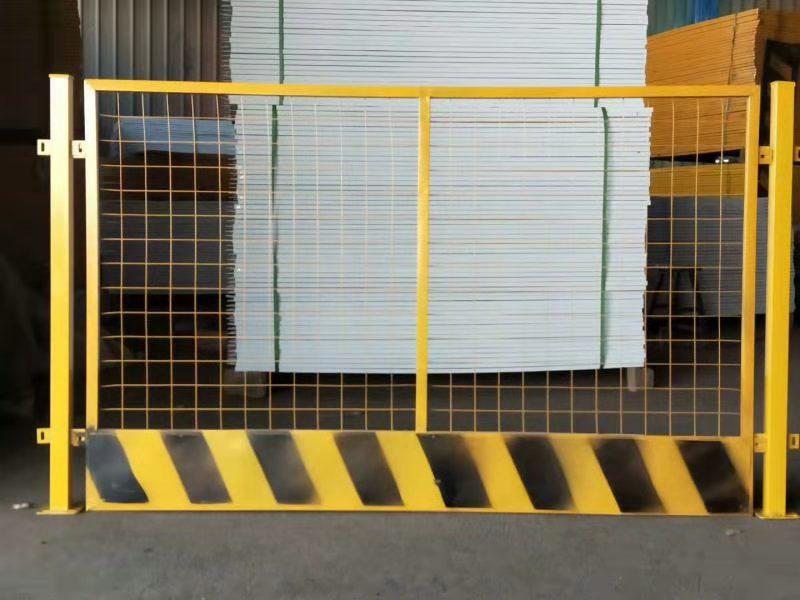 山西工地安全護欄生產廠家批發價