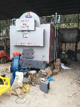 齐齐哈尔流化床锅炉生产厂家批发价恒安锅炉图片