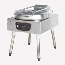 威尔宝商用电饼铛EJB45L-6立式电饼铛烙饼机图片
