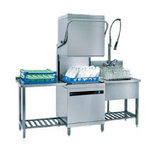 MEIKO/迈科商用洗碗机H500揭盖式洗碗机迈科提拉式洗碗机图片