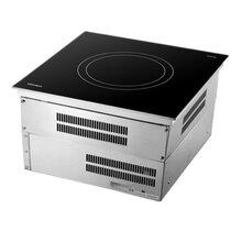 Chinducs/华磁商用电磁炉QP1.5嵌入式电磁炉单头平头炉图片