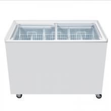 Haier/海爾臥式冷柜SD-376A單溫商用冷凍冰柜海爾雪糕冷柜圖片