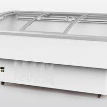 凯雪岛柜KX-2.0WDH冷冻展示柜速冻食品陈列柜凯雪冷柜图片