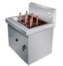 喜达客商用电磁炉IND-DOP-12六眼煮面炉12KW电磁煮面炉图片
