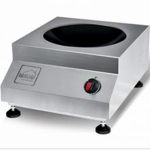 喜达客商用电磁炉IND-10W-8000台式小炒炉8KW电磁炒灶图片