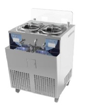 东贝商用冰淇淋机CFY30硬质冰淇淋机双缸三头冰激淋机图片