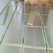 欧博德智能发热瓷砖厂家发热瓷砖加盟ぷ电热地板砖代理图片