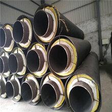 钢套钢防腐保温钢管