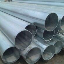 安陽Q345B鍍鋅無縫管品質優良鍍鋅無縫鋼管圖片